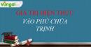 Giá trị hiện thực sâu sắc của đoạn trích Vào phủ chúa Trịnh