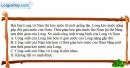 Bài 15.1 trang 43 SBT Vật lí 8