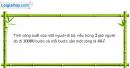 Bài 15.2 trang 43 SBT Vật lí 8