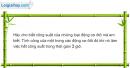 Bài 15.3 trang 43 SBT Vật lí 8