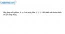 Bài 49.10 trang 101 SBT Vật lí 9