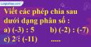 Bài 4 trang 6 SBT toán 6 tập 2