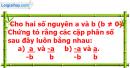 Bài 4 trang 8 Vở bài tập toán 6 tập 2