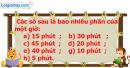 Bài 9 trang 12 Vở bài tập toán 6 tập 2