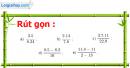 Bài 10 trang 14 Vở bài tập toán 6 tập 2