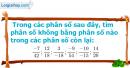 Bài 13 trang 15 Vở bài tập toán 6 tập 2