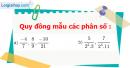 Bài 20 trang 21 Vở bài tập toán 6 tập 2