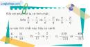 Bài 26 trang 29 Vở bài tập toán 6 tập 2