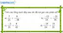 Bài 29 trang 32 Vở bài tập toán 6 tập 2