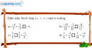 Bài 28 trang 31 Vở bài tập toán 6 tập 2