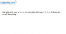 Bài 53-54.3 trang 109 SBT Vật lí 9