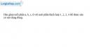 Bài 55.10 trang 114 SBT Vật lí 9