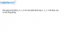 Bài 55.9 trang 114 SBT Vật lí 9