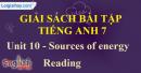Reading -  Unit 10 – SBT tiếng Anh 7 mới
