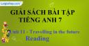 Reading   -  Unit 11 – SBT tiếng Anh 7 mới