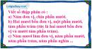 Bài 2 trang 38 sgk Toán 5
