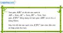Bài 22 trang 85 Vở bài tập toán 8 tập 2