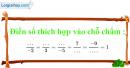 Bài 17 trang 8 SBT toán 6 tập 2