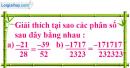 Bài 23* trang 9 SBT toán 6 tập 2