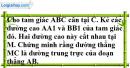 Bài III.5, III.6, III.7, III.8 phần bài tập bổ sung trang 54, 55 SBT toán 7 tập 2