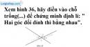 Bài 52 trang 101 SGK Toán 7 tập 1