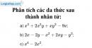 Bài 54 trang 25sgk toán 8 tập 1