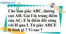 Bài 61 trang 99 sgk Toán 8 tập 1