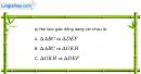 Phần câu hỏi bài 6 trang 86 Vở bài tập toán 8 tập 2