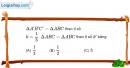 Phần câu hỏi bài 4 trang 80 Vở bài tập toán 8 tập 2