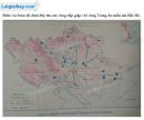 Bài 1 trang 23 Tập bản đồ Địa lí 9