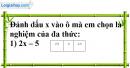 Bài 10 trang 101 SBT toán 7 tập 2