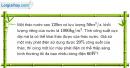 Bài 15.10 trang 44 SBT Vật lí 8