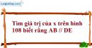 Bài 3 trang 102 SBT toán 7 tập 2