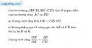 Bài 31 trang 92 Vở bài tập toán 8 tập 2