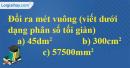 Bài 29 trang 10 SBT toán 6 tập 2
