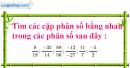 Bài 32 trang 11 SBT toán 6 tập 2