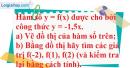 Bài 7 trang 100 SBT toán 7 tập 2