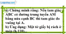 Bài 7 trang 102 SBT toán 7 tập 2