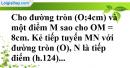 Bài 7 trang 196 SBT toán 9 tập 2
