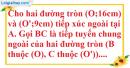 Bài 10 trang 197 SBT toán 9 tập 2