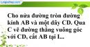 Bài 13 trang 197 SBT toán 9 tập 2