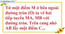 Bài 15 trang 197 SBT toán 9 tập 2
