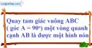 Bài 18 trang 198 SBT toán 9 tập 2