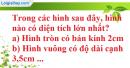 Bài 29 trang 170 SBT toán 9 tập 2