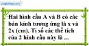 Bài 31 trang 171 SBT toán 9 tập 2