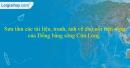 Bài 3 trang 49 Tập bản đồ Địa lí 9