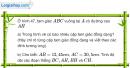 Bài 40 trang 100 Vở bài tập toán 8 tập 2