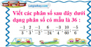 Bài 42 trang 12 SBT toán 6 tập 2