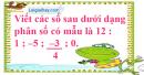 Bài 43 trang 12 SBT toán 6 tập 2