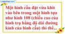 Bài 35 trang 172 SBT toán 9 tập 2